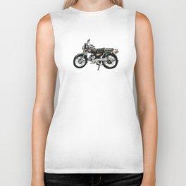 Motorcycle (Red & Black) Biker Tank