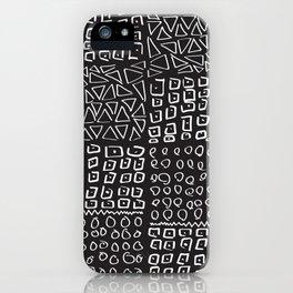 Chalkboard iPhone Case