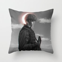 The Last Quarter Throw Pillow