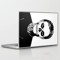 kris tate Laptop & iPad Skins featuring Tate  by Rachcox