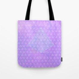 ICE PYRAMID △ [SHTYEH] Tote Bag