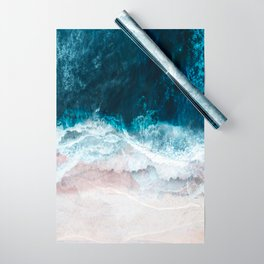 Blue Sea II Wrapping Paper