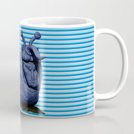 Blue Bug Coffee Mug