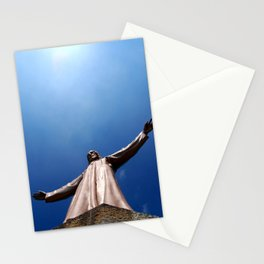 Tibidabo Church. Barcelona, Spain. Catalonia. Stationery Cards