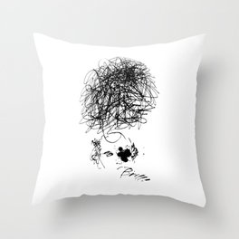 Brill! 4 Throw Pillow