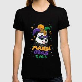 Mardi Gras Parade 2019 Beads Party Shirt Gift Idea Dark T-shirt