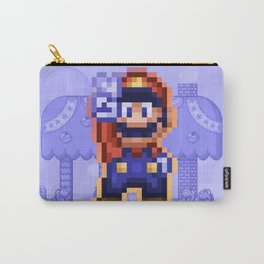 Peace Mario Carry-All Pouch