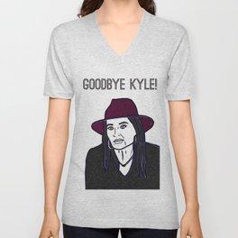 Goodbye Kyle Unisex V-Neck