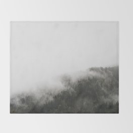 Embrace - Landscape Photography Throw Blanket