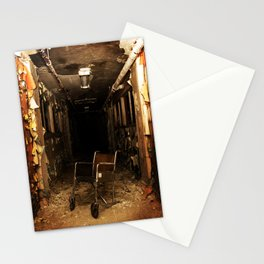 The Darkness Within Stationery Cards