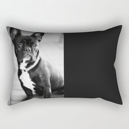 French Bulldog Rectangular Pillow