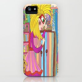 We All Need Someone To Tell Our Stories To iPhone Case