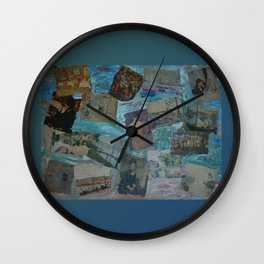 The Impressionists No. 4 COL140215d Wall Clock
