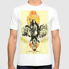 Samurai Cop T-shirt