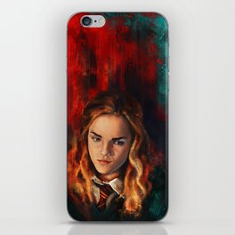 The brightest witch of her age iPhone Skin