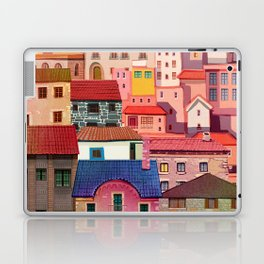 a city Laptop & iPad Skin