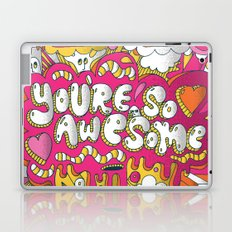 You're so awesome Laptop & iPad Skin