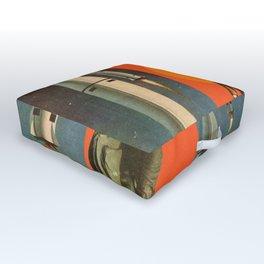 The Departure Outdoor Floor Cushion