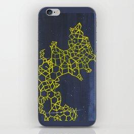 Where Stars Collide iPhone Skin
