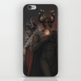 Winter Kings iPhone Skin
