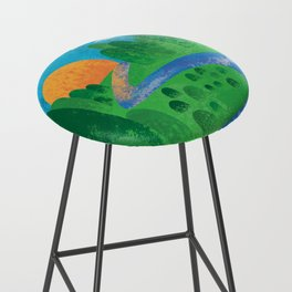 The Valley Bar Stool