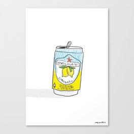 Limonata Canvas Print