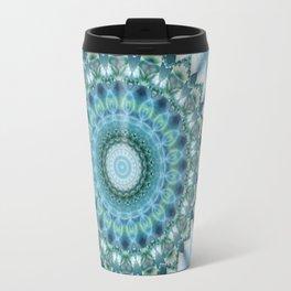 Mandala Ice Magic Travel Mug