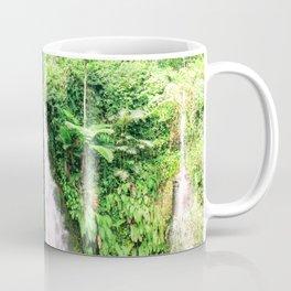 Waterfall in Lombok Coffee Mug