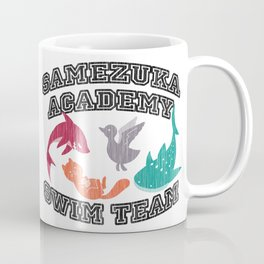 Samezuka Academy Swim Team Coffee Mug