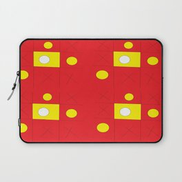 No One Wins Laptop Sleeve