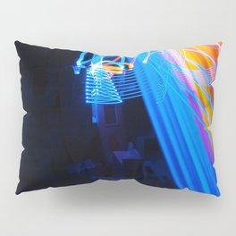 Blue Stream Pillow Sham