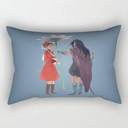 The Secret World Rectangular Pillow