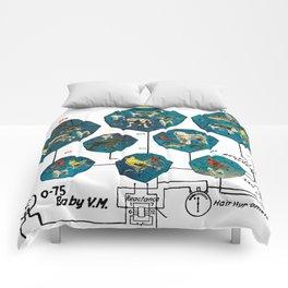 3D ZOO ALT. 4 Comforters