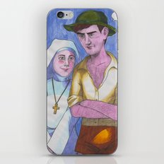 Sister Ruth iPhone & iPod Skin