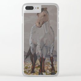 The Carnage of Kelpies Clear iPhone Case