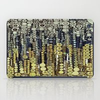 gatsby iPad Cases featuring :: Gray Gatsby :: by :: GaleStorm Artworks ::