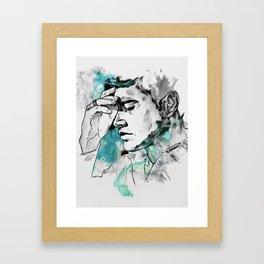 Dean Winchester   Skin Framed Art Print