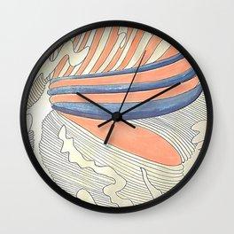 OTOÑO 6 Wall Clock