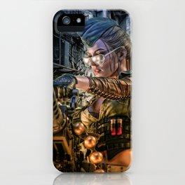 Bad Ass B*tch iPhone Case