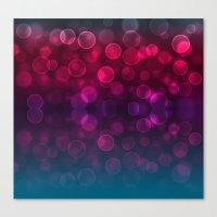 splash Canvas Prints featuring Splash by Aloke Design