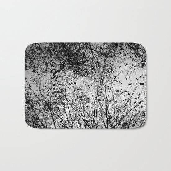 Branches & Leaves Bath Mat