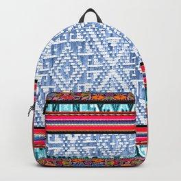 Peruvian Fabric Backpack
