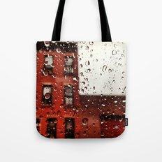 Rainy Day in Brooklyn Tote Bag