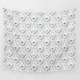 Vintage Scalloped Wall Tapestry
