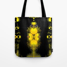On the Plains of Gouda Tote Bag