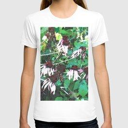 Watercolor Echinacea T-shirt