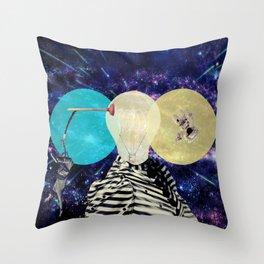 Bulb Throw Pillow