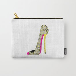Fashion shoe art Carry-All Pouch