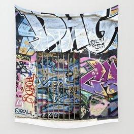 Bondi Graffiti Wall Tapestry