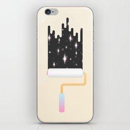 I Show You the Stars iPhone Skin